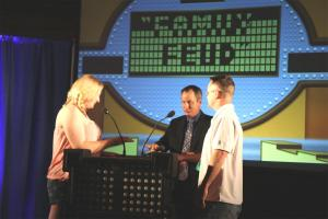 Let's play The Family Feud !!
